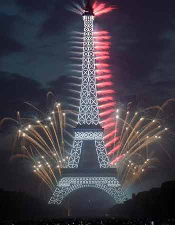 feux d' artifice