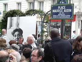 place Maurice Audin